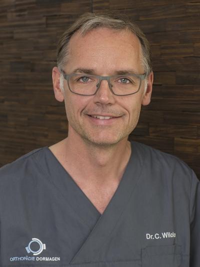 Bild von Dr. Christopher Wilcke